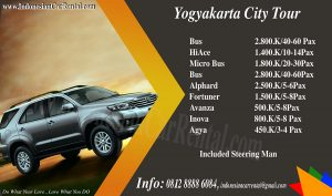 Indonesian-car-rental-price-list