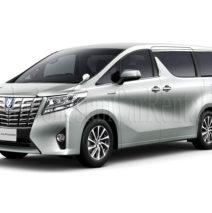 Car Rental Alphard in Yogyakarta