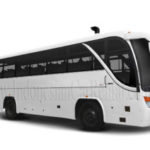 Medium Bus Rental in Yogyakarta