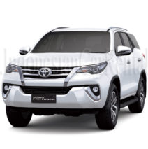 Car Rental Fortuner in Yogyakarta